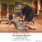 "Audio Interview: The cast of ""The Sound of Murder"" at Theatre 40"