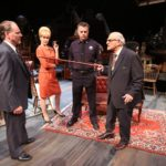 "Audio Interview: The cast of ""The Price"" at International City Theatre"
