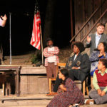 """Audio Interview: The cast of """"Ibsen's An Enemy of the People"""" at Theatricum Botanicum"""